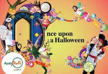 Once Upon a Halloween in MarQuee Mall