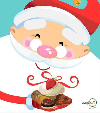 Christmas Sweet Treats - Ayala Center Cebu