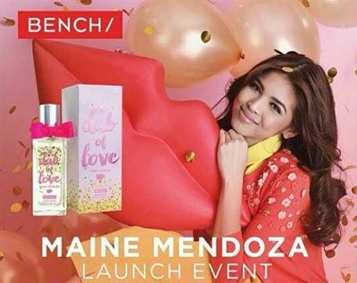 Maine Mendoza Launch Event
