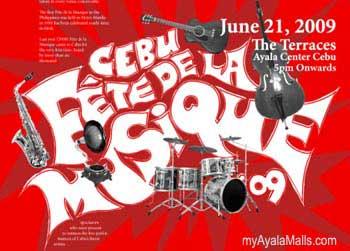 Fete de la Musique Cebu 2009