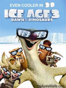 Ice Age 3: Dawn of the Dinosaurs in 3-D