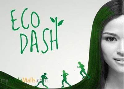 Greenology Eco Dash: The Ayala Malls Environment Run