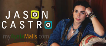 Jason Castro Live at the Ayala Malls