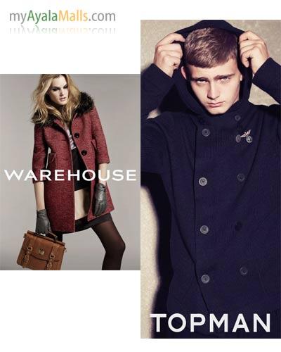 Warehouse,Topman Mid-Season Sale