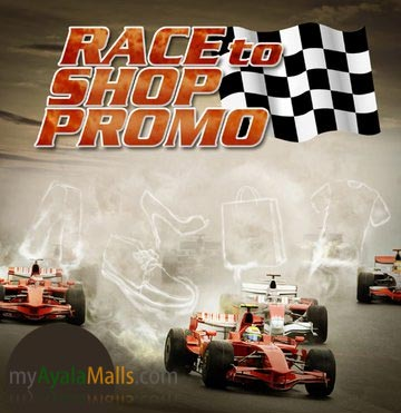 Race to Shop Promo