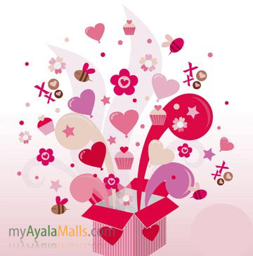 Enjoy love's many surprises at Ayala Malls
