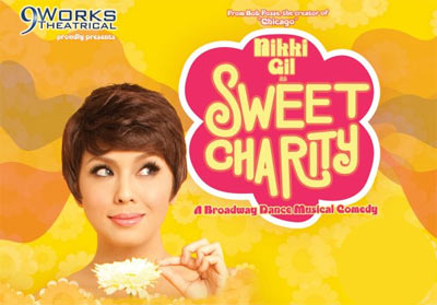 Nikki Gil as Sweet Charity