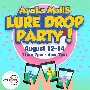 Pokemon Lure Drop Party at the Ayala Malls
